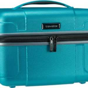travelite Kulturbeutel / Beauty Case Vector Beautycase Türkis ab 40.90 (49.95) Euro im Angebot
