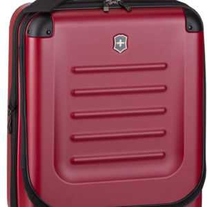 Victorinox Trolley + Koffer Spectra 2.0 Expandable Global Carry-On Red (32 Liter) ab 314.00 (369.00) Euro im Angebot