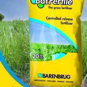 Rasendünger 20kg Barenbrug Bar Fertile Premium Universal Langzeitdünger Dünger