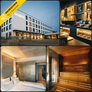 4 Tage Erholungsurlaub für 2 in Baden-Württemberg im 4* Hotel Vilotel Oberkochen