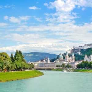 Romantik Wochenende für 2 Urlaub Salzburg Gutschein 2 Personen 3 Tage Kurzreise
