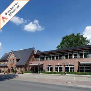 Wellness Kurzreise Lüneburger Heide 3 Tage 4 Sterne Hotel 2 Personen Gutschein