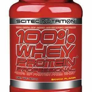 (21,61€//Kg) Scitec Nutrition 100% Whey Protein Professional 920g Eiweiss +BONUS