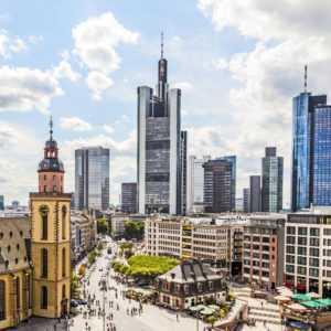 3 Tage Städtereise Frankfurt am Main f. 2 Pers. Reisegutschein FFM