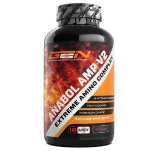 ANABOL AMP V2 Massmaker Das stärkste Mittel für den Muskelaufbau Vorsicht Stark!