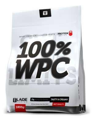 Whey Protein - BCAA - Eiweiss - Glutamin -1800g- BLADE Series - HiTec Nutrition