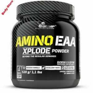 (47,02€/kg) Olimp Amino EAA Xplode Powder 520g EAA BCAA Aminosäuren