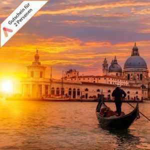 3 oder 4 Tage Venedig Kurzreise Hotel Gutschein Neueröffnung 2 Pers. Frühstück