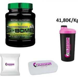Scitec Nutrition G-Bomb 2.0 - 500g + GRATIS Bonus*