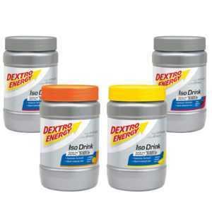11,93€/kg Dextro Energy Iso Drink isotonisch Energie Qualität 4 x 440g Dose