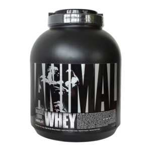 Universal Nutrition Animal Whey 1800g Whey Protein Isolat Muskelaufbau Low Carb