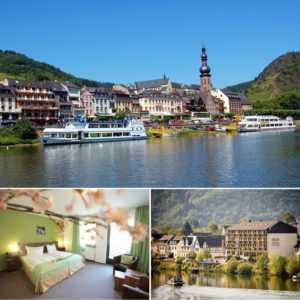 Kuschelwochenende Mosel Romantik Kurzurlaub Hotel Lellmann Löf 2 Personen Urlaub