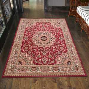 Teppich Orient Perser Orientalisch in Rot Mandala S-XXL 200x300 160x230