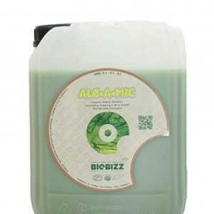 BioBizz ALG-A-MIC, 10 Liter Grow / Indoor Anzucht Steckling Dünger Wachstum