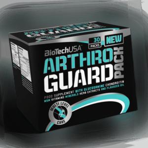 Bio Tech Arthroguard PACK MSM Vitamine Calzium Bindegewebe Knochen Haut gesund