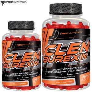 Clenburexin 90-270 Kapseln Diät Fettverbrennung Abnehmen Fatburner Appetitzügler