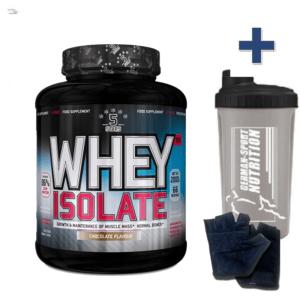 100% Premium Whey Protein Isolat CFM Zero Iso Whey 2 Kg Shake Eiweißpulver 90