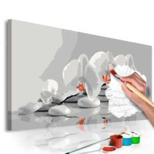 Malen nach Zahlen Erwachsene Wandbild Malset mit Pinsel Malvorlagen n-A-0320-d-a