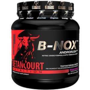 Betancourt Nutrition Bullnox Androrush 633g - Nitrix Oxide with Tribulus