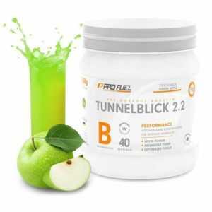 PROFUEL Tunnelblick 2.2 - 360g - Pre-Workout Booster - NEU