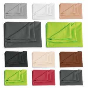 XXL Baumwolle Tischdecke Überwurf Sofaüberwurf Tischtuch abwaschbar Form Auswahl