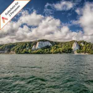 Kurzurlaub Rügen Ostsee Sassnitz 3 Tage für 2 Personen mit HP Hotel Gutschein
