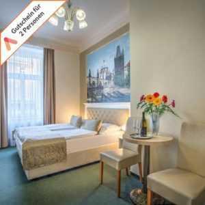 Kurzreise Prag 3 Tage für 2 Personen im zentralen First Class Hotel Gutschein