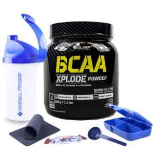 49,98€/kg ++ Olimp BCAA Xplode Pulver, 500g Dose ++