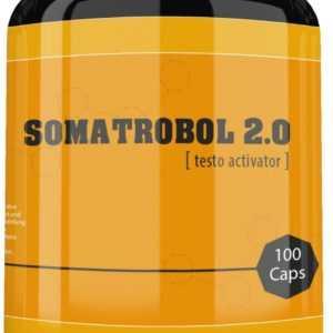 Testosteron Booster Anabol Muskelaufbau Schnell Wirkend NO Anabolika Steroide