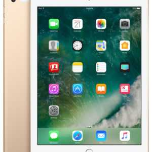 Apple iPad 5. Generation Apple iPad (2017) Wi-Fi + Cellular 32GB (gold)