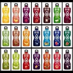 56 Sorten Bolero Starter Paket zuckerfrei kalorienarm Instant Drink Stevia vegan