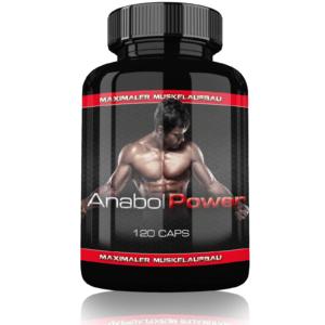 Anabol Power Testosterone Testo booster extrem Muskelaufbau Steroide Kapseln Nox