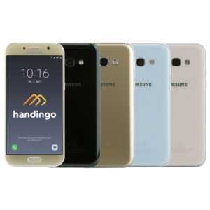 Samsung Galaxy A5 2017 Edition SM-A520F Smartphone - Schwarz - Gold - Blau- Pink