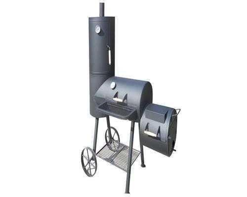 Smoker Indianapolis, Grill, BBQ, XXL, Vorführgerät