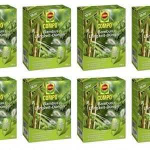 (7,68€/1kg) COMPO Bambus Langzeit-Dünger 5,6 kg Bambusdünger Pflanzenfplege