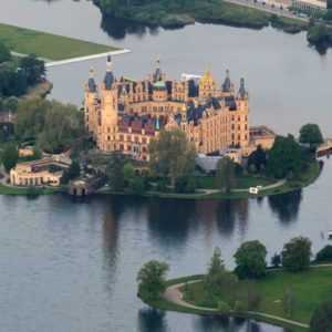 Neustadt-Glewe Kurzreise Schloss Hotel Gutschein 2 Personen 4 Tage mit 2x Dinner