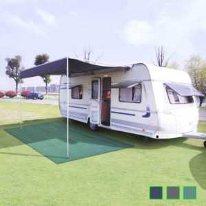 vidaXL Zeltteppich für Wohnwagen Campingteppich Vorzeltteppich mehrere Auswahl