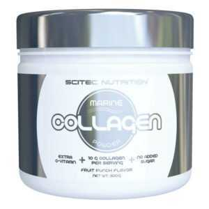 (EUR 72,97/kg) Scitec Nutrition - Collagen Powder, 300g - Kollagen, Bindegewebe