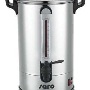 Saro Kaffeemaschine 100 Tassen mit Edelstahl Dauerfilter Großmengenbrüher