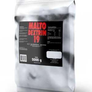 3,80€/1kg Maltodextrin 5Kg Kohlenhydrate Malto Dextrin Beutel Rein Gainer Pulver