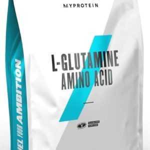 MYPROTEIN L Glutamin Pulver 500g 1kg Beutel 100% L-Glutamin Glutamine My Protein