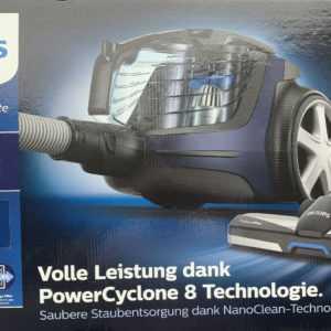 Philips FC9929/09 PowerPro Ultimate beutelloser Staubsauger 650 Watt - NEU+OVP