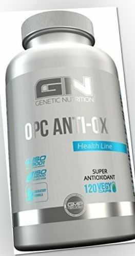 GN Laboratories OPC Anti-OX Antioxidantien Immunsystems Pflanzenextrakte 120Caps