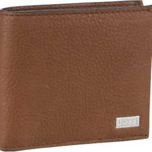 BOSS Geldbörse Crosstown Wallet Pastel Brown ab 105.00 (130.00) Euro im Angebot
