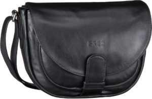 Bree Satteltasche Lady Top 2 Black ab 240.00 (299.00) Euro im Angebot