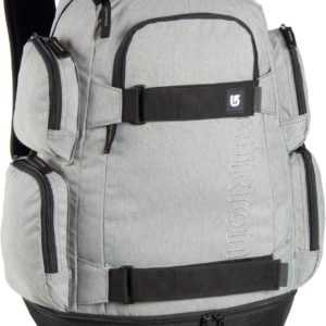 Burton Laptoprucksack Classic Distortion Pack Grey Heather (29 Liter) ab 61.90 (75.00) Euro im Angebot