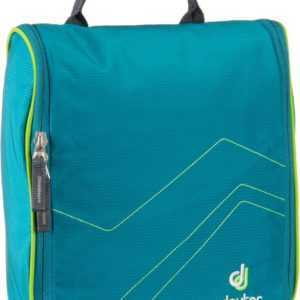 Deuter Kulturbeutel / Beauty Case Wash Center II Petrol/Kiwi ab 24.90 (29.95) Euro im Angebot