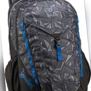 Deuter Rucksack / Daypack Ypsilon Black Zigzag (innen: Blau) (28 Liter) ab 91.90 (109.00) Euro im Angebot
