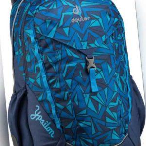 Deuter Rucksack / Daypack Ypsilon Midnight Zigzag (innen: Blau) (28 Liter) ab 91.90 (109.00) Euro im Angebot