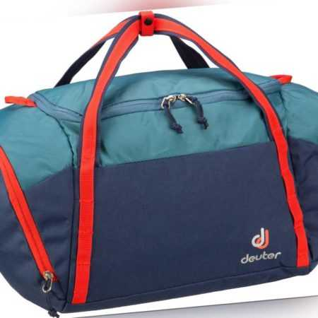Deuter Sporttasche Hopper Denim/Midnight (20 Liter) ab 33.90 (39.90) Euro im Angebot